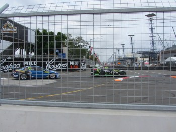 The Roar of the V8 Supercars at the Sydney Telstra 500