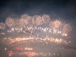 New Year's Eve - Sydney-style!