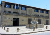 Old slaughter house, Baeza