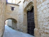 Gate of Pardons by the Cathedral, Baeza