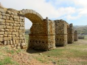 Roman ruins in Extremadura