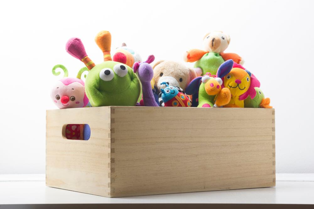 easy tips for organizing kids' toys
