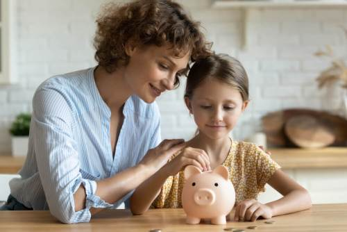 how to build wealth as a single mom