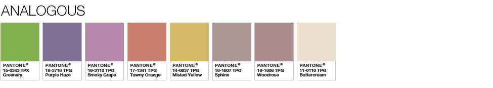 pantone-color-of-the-year-2017-color-palette-analogous