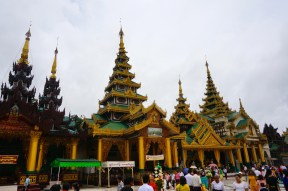 More from the Shwedagon Pagoda Complex.
