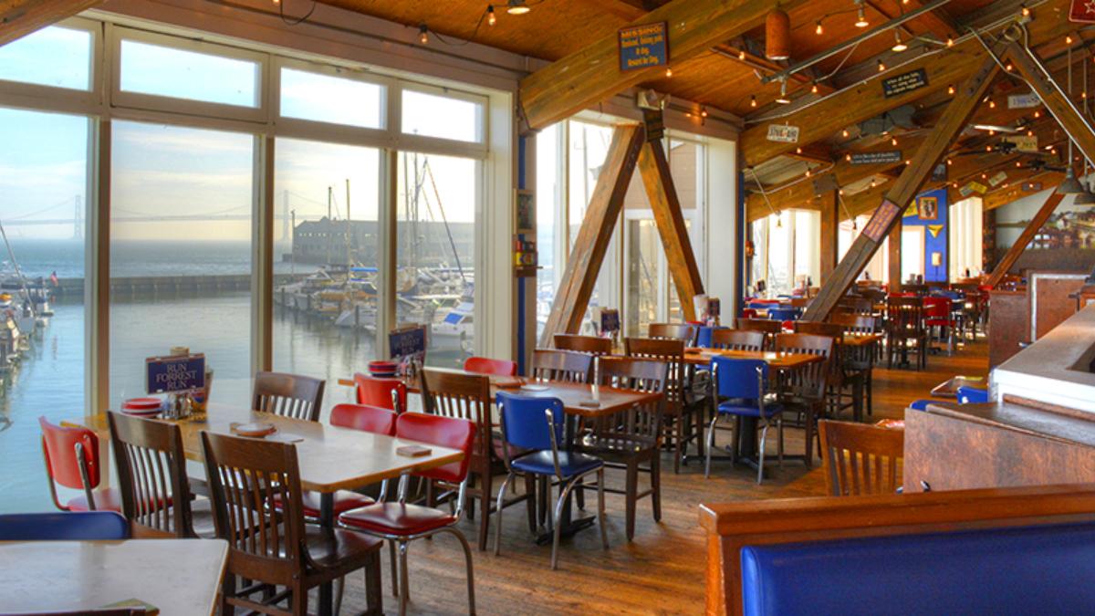 Fishman Wharf Seafood Menu
