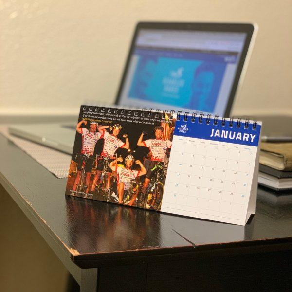 2DD calendar JAN