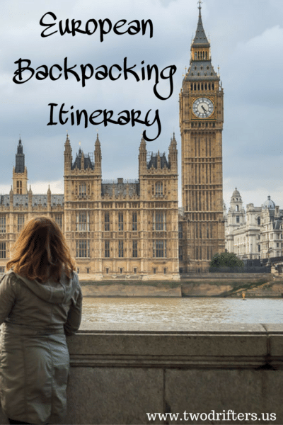A 2 month European backpacking itinerary you can do for just $3500. See the best of Europe!