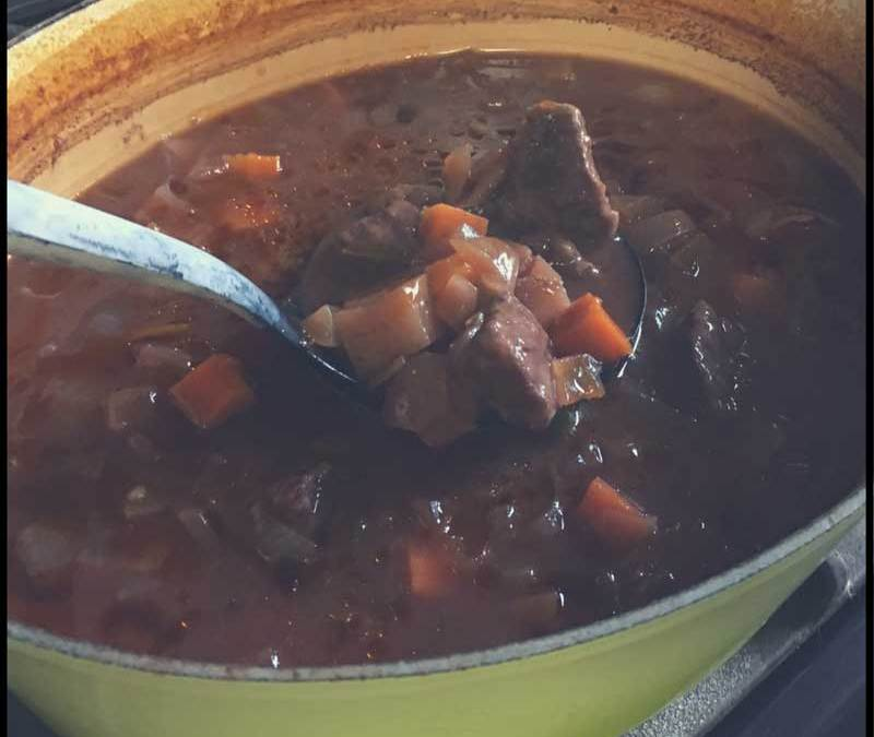 Beef Stew Sunday