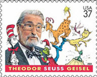 Dr. seuss stamp