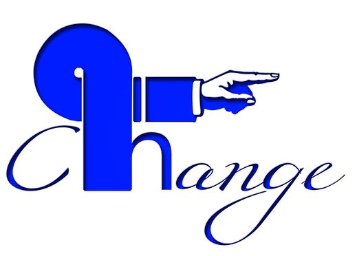 change with hand
