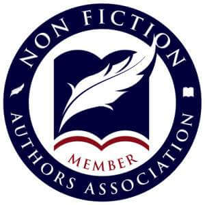 Non fiction authors association member two drops of ink