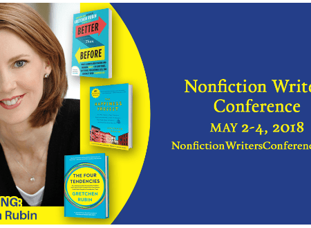 The 8th annual Nonfiction Writers Conference two drops of ink