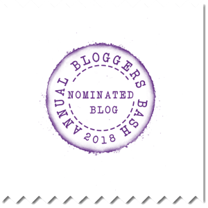 Annual Bloggers Awards 2018 two drops of ink