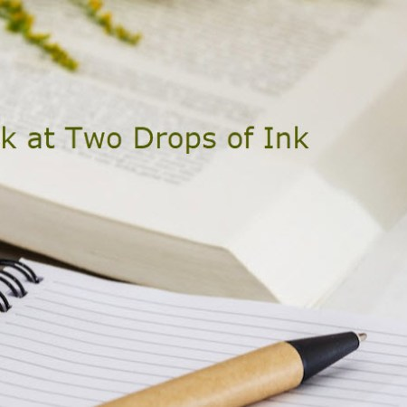 poetry break two drops of ink solomon maikas marilyn l davis