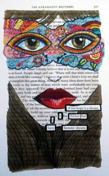 Poetry's Comeback & Evolution Today two drops of ink marilyn l davis amanda winstead