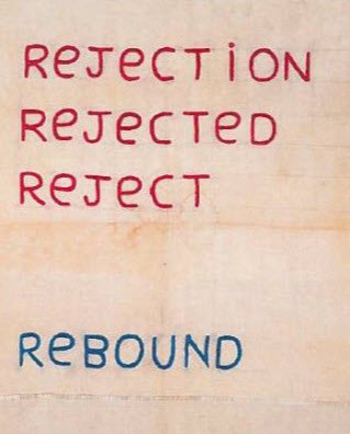 Dealing with Writer's Rejection marilyn l davis two drops of ink