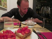 Perugia: Menu del giorno