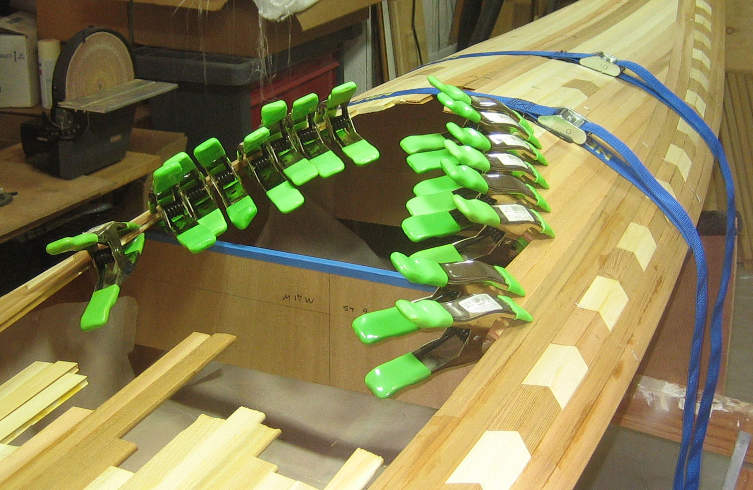 More Clamps