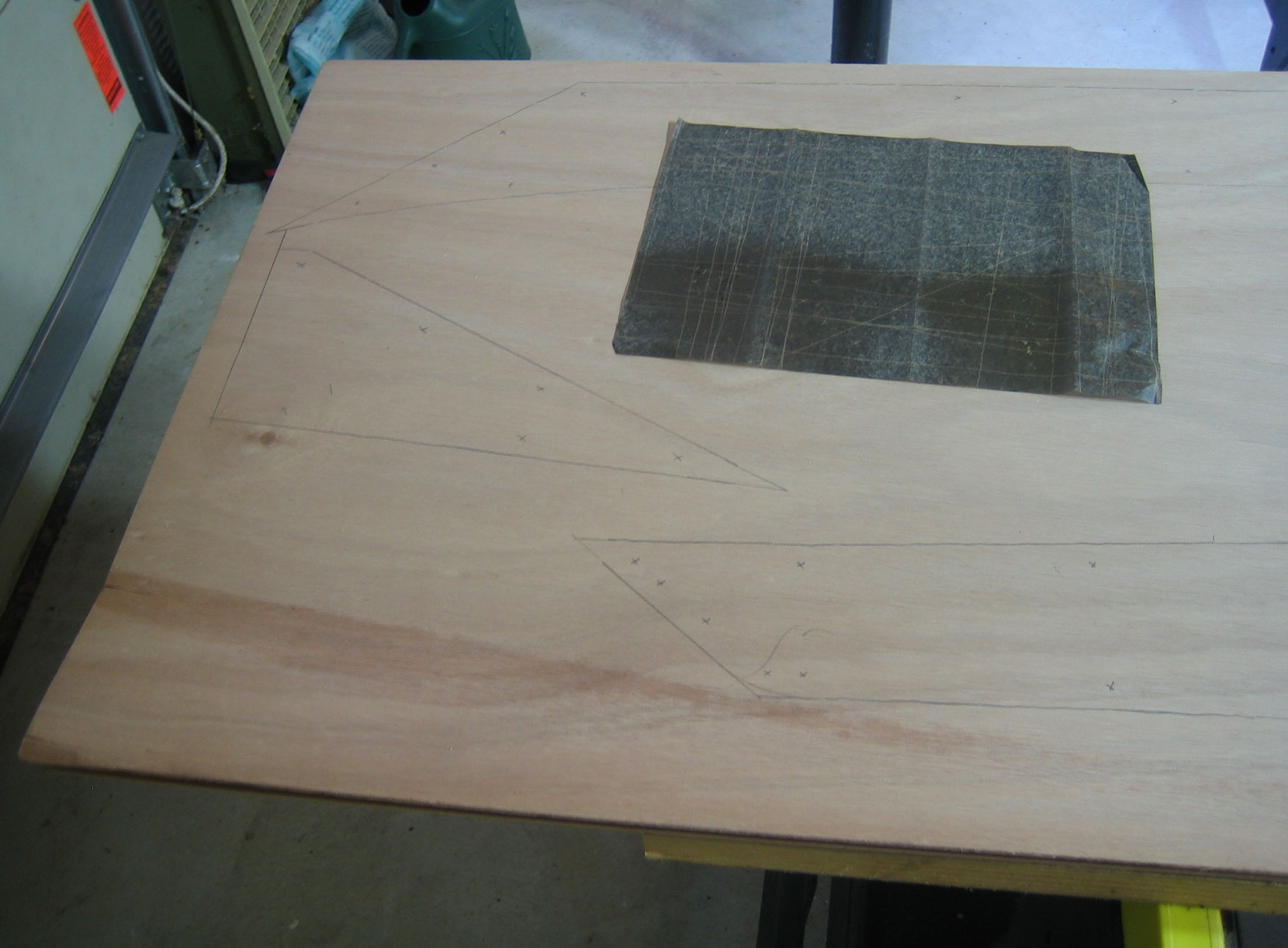 Plywood Fault