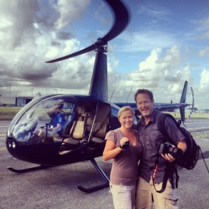 Puerto Rico Helicopter Tour with Vertical Solutions