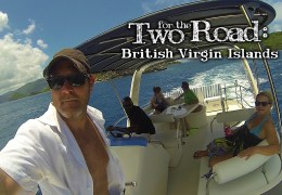 Featured: The British Virgin Islands by Yacht (VIDEO)