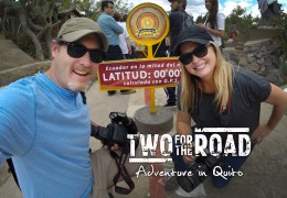 VIDEO: Kicking Off an Amazing Adventure in Ecuador!