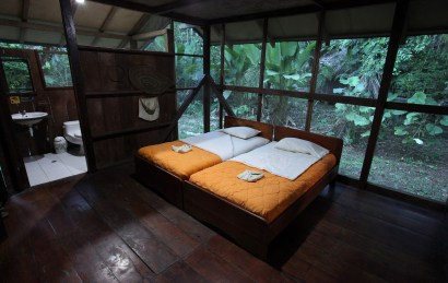 Two for the Road Huaorani Ecolodge Amazon Ecuador