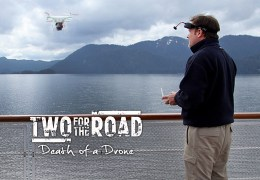 The Death of a Drone: Our Tragic Drone Crash Landing in Alaska