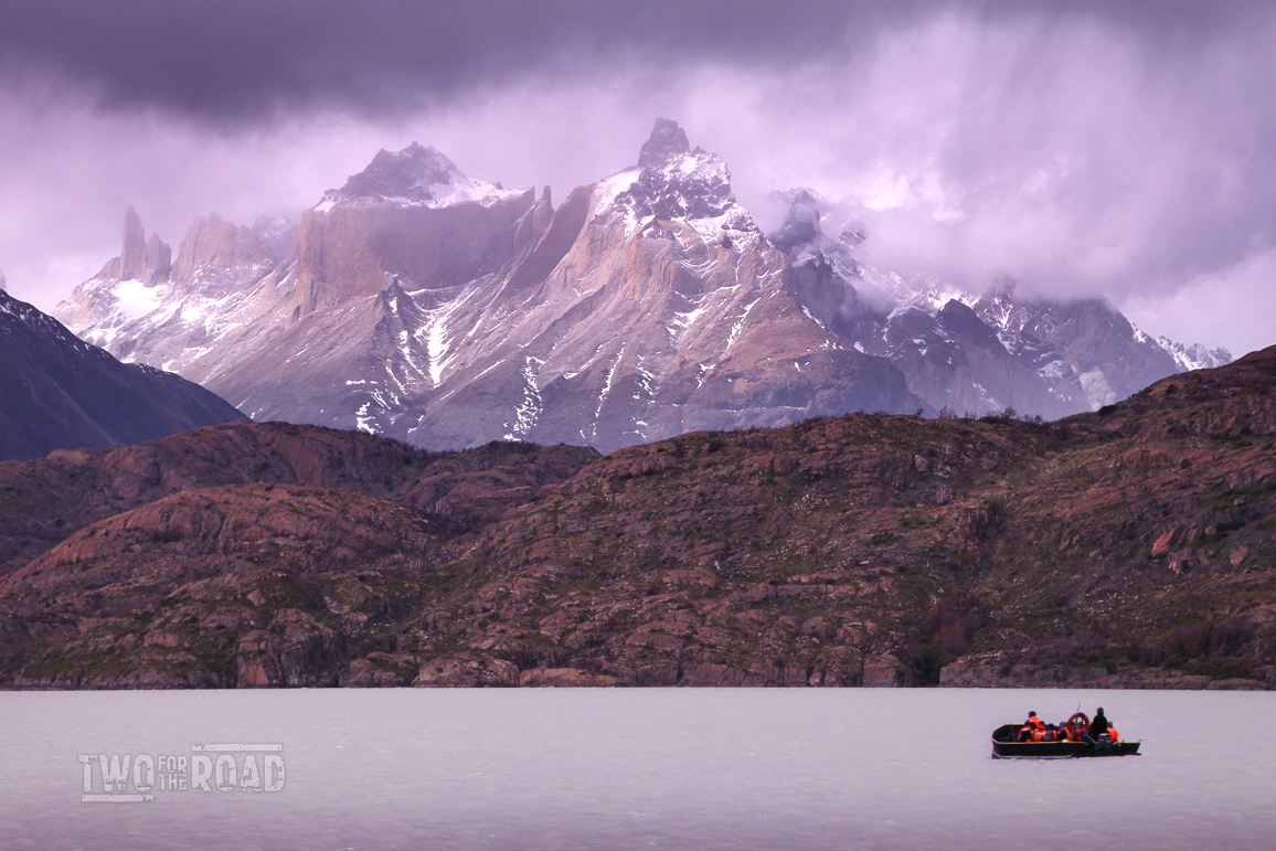 Two for the Road Photo of the Day: Cuernos of Torres del Paine