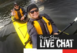 Cruising Alaska: Episode Four Post-Show LIVE Facebook Chat
