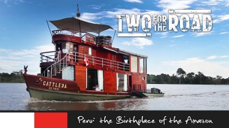 Nik and Dusty travel to Peru, where they embark on an epic river cruise through the wild and beautiful Amazon basin, en route to the birthplace of the mightiest river in the world!
