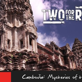 Episode 210: Nik and Dusty make their way to beautiful Cambodia for the first time, where they explore the many temples and villages along the mighty Mekong river, and learn how this country and its people are recovering from one of the most brutal regimes in modern history.