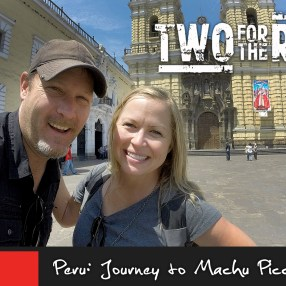 Episode 212: Nik and Dusty kick off an epic adventure through Peru in its capital city of Lima, before catching a ride to the famed city of Cusco and the gateway to Peru's famed Sacred Valley. (Part 1 of 2)