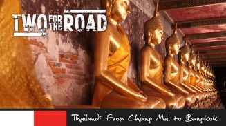 Episode 204: Nik and Dusty catch an overnight train from Chiang Mai to Bangkok, where they spend an action-packed day getting to know the people and places that make up one of the world's most vibrant and legendary cities.