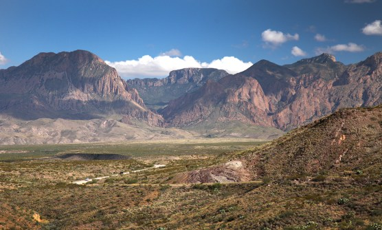 The Chisos again. Just gorgeous!