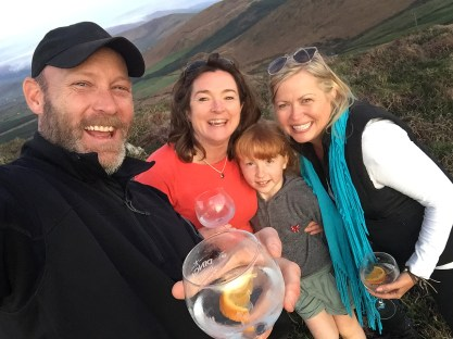 Can't say enough about these wonderful two people! Celebrating an amazing time in Dingle with Caroline from Dingle Peninsula Tourism and her loveley daughter Mallaidh. Thanks so much Caroline for showing us such a wonderful time in this beautiful place!