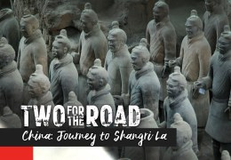 Episode Promo! Two for the Road: an Epic Journey to Shangri-La