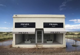 That Crazy Prada Store in Marfa: Yes! It's a Real Thing! (Sort of)