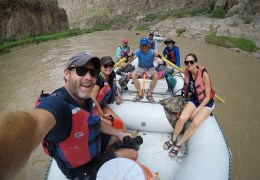 Big Bend Photos: An Epic River Ride Through Santa Elena Canyon