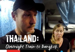 Behind the Scenes: The Crazy Train from Chiang Mai to Bangkok