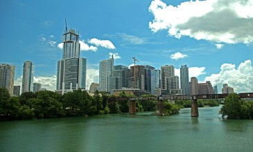 Downtown Austin! This skyline just keeps growing and growing and growing and growing. Crazy!