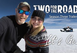 Yes! Two for the Road Season Three is Finally Here Y'all! Let's Go!