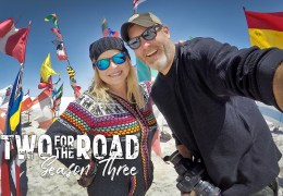 Two for the Road Season Three is (Finally) Coming! Want to See It Where You Live? Then We Need Your Help!
