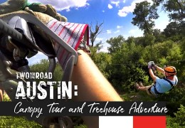 Episode Extra: Our Zipline and Treehouse Adventure Deep in the Heart of Texas