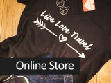 Got Merch? The official Two for the Road Online Store Is Now Open! Come On In!