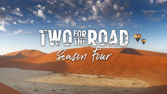 Big News Y'all! Here Comes Two for the Road Season Four! Let's Go!