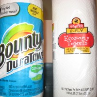 Bounty Paper Towels vs Generic Paper Towels: Is the Difference Worth the Price?