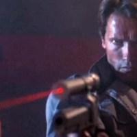 Four Films:  Time Travel - The Terminator (1984)