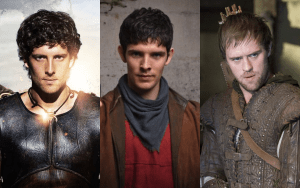 merlin, robin hood, atlantis tv show